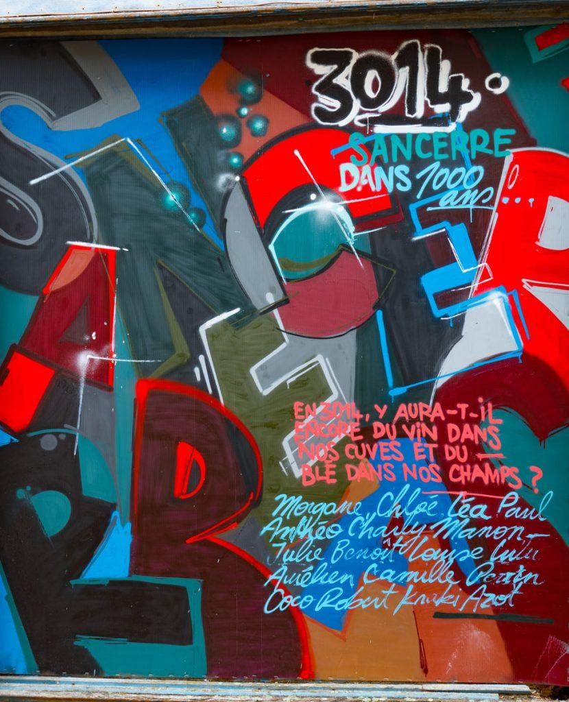 Graffiti Zukunft