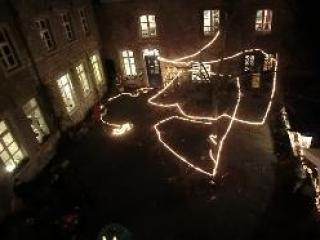 Bodega-Hof Dezember