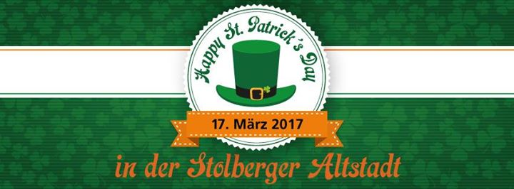 Banner St. Patrick' s Day