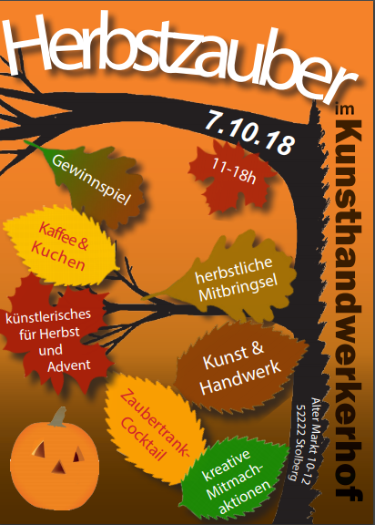 Herbstzauber 2018